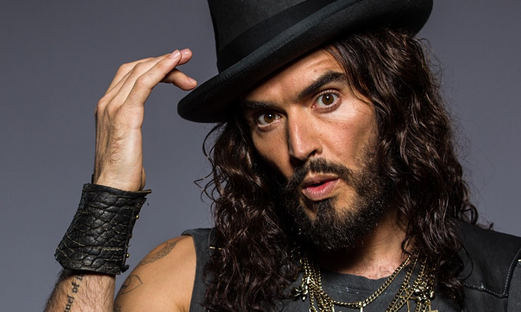 Russell Brand wallpapers HD