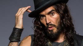 Russell Brand Wallpaper HQ