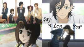 Say I Love You Wallpaper Full HD