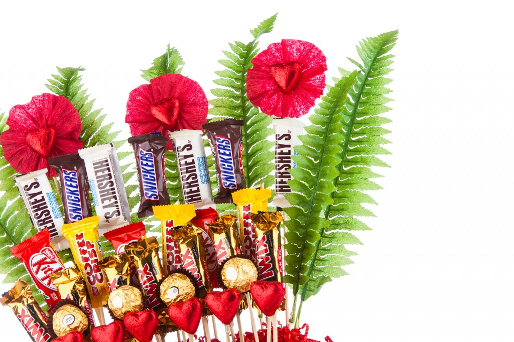 Send A Candy Bouquet wallpapers HD