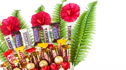 Send A Candy Bouquet wallpapers high quality