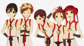 Shinsekai Yori Picture Download