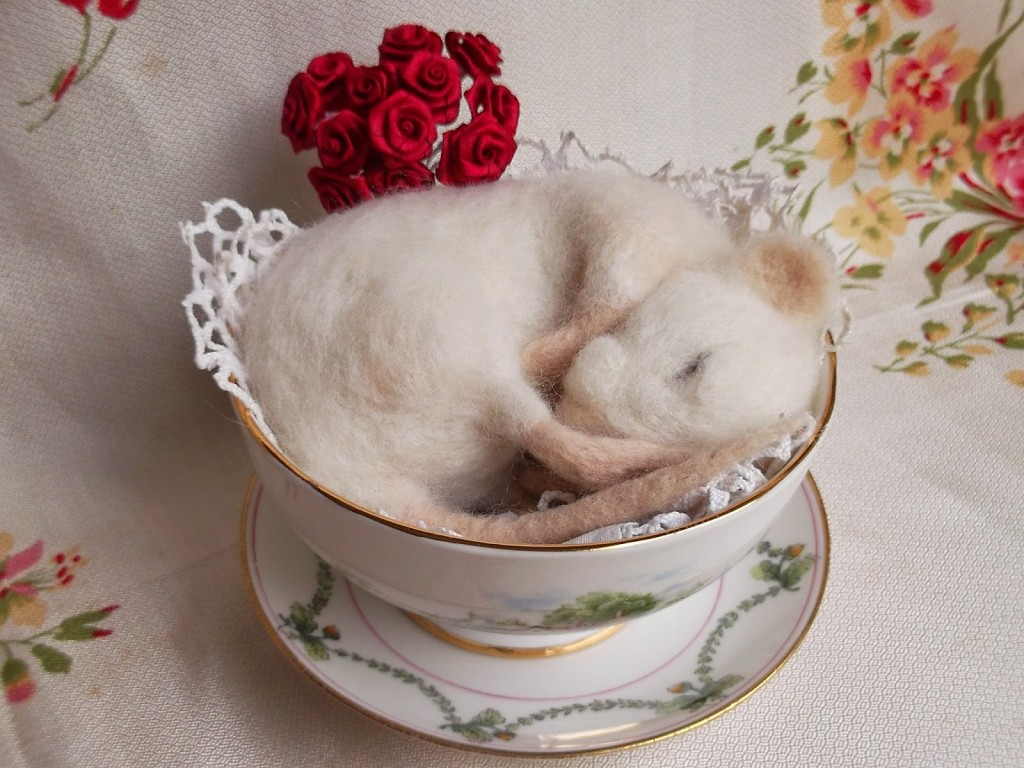 Sleeping Mouse wallpapers HD