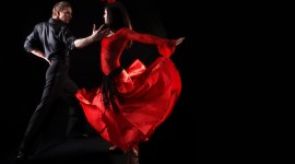 Solo Latin Dance Wallpaper HQ