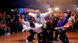 Street Dances Wallpaper