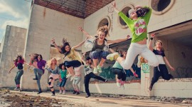 Street Dances Wallpaper Free