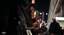 Street Jazz Photo Free
