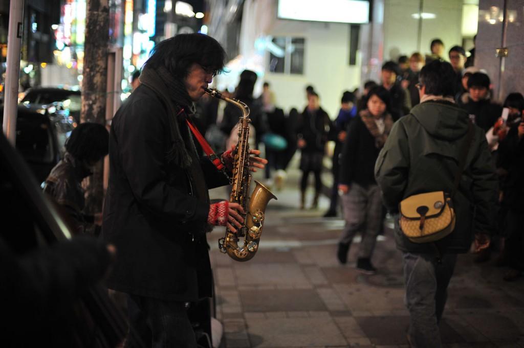 Street Jazz wallpapers HD