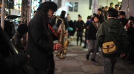 Street Jazz Wallpaper