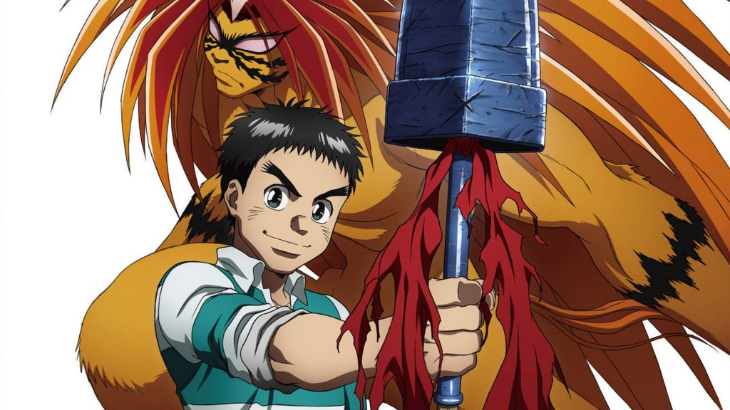 Ushio To Tora TV wallpapers HD