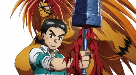 Ushio To Tora TV Best Wallpaper