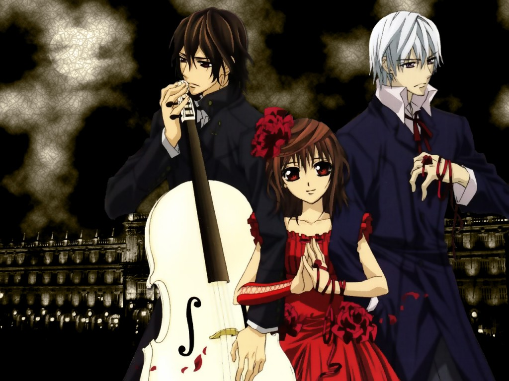 Vampire Knight wallpapers HD