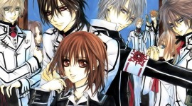 Vampire Knight Wallpaper Gallery