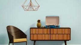 Vintage Furniture Wallpaper Gallery