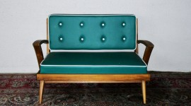 Vintage Furniture Wallpaper#1