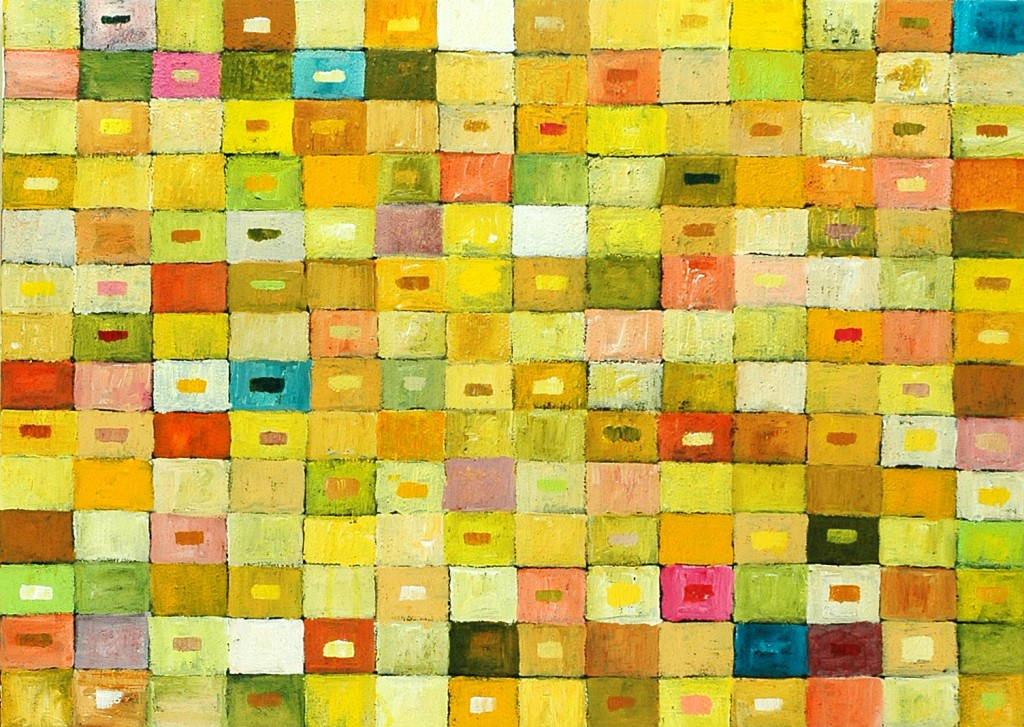 Yellow Squares wallpapers HD