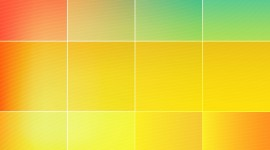 Yellow Squares Wallpaper Free
