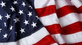 4K American Flag Photo Free