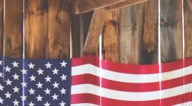 4K American Flag Wallpaper For IPhone