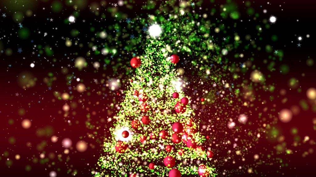 4k Christmas Tree Wallpapers High Quality Download Free