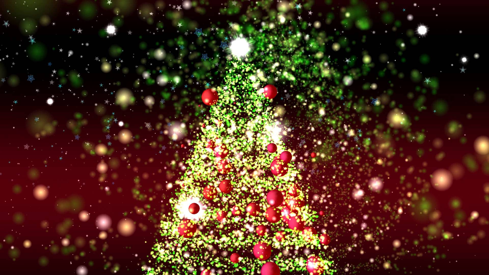 4K Christmas Tree Wallpapers High Quality