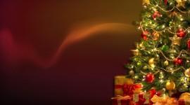4K Christmas Tree Image