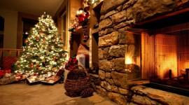 4K Christmas Tree Photo