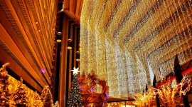 4K Christmas Tree Wallpaper
