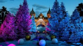 4K Christmas Tree Wallpaper Download