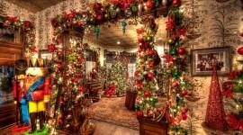 4K Christmas Tree Wallpaper Download Free