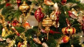 4K Christmas Tree Wallpaper Free