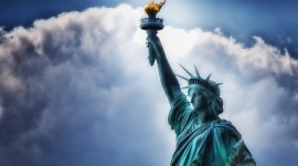 4K Statue Of Liberty Best Wallpaper