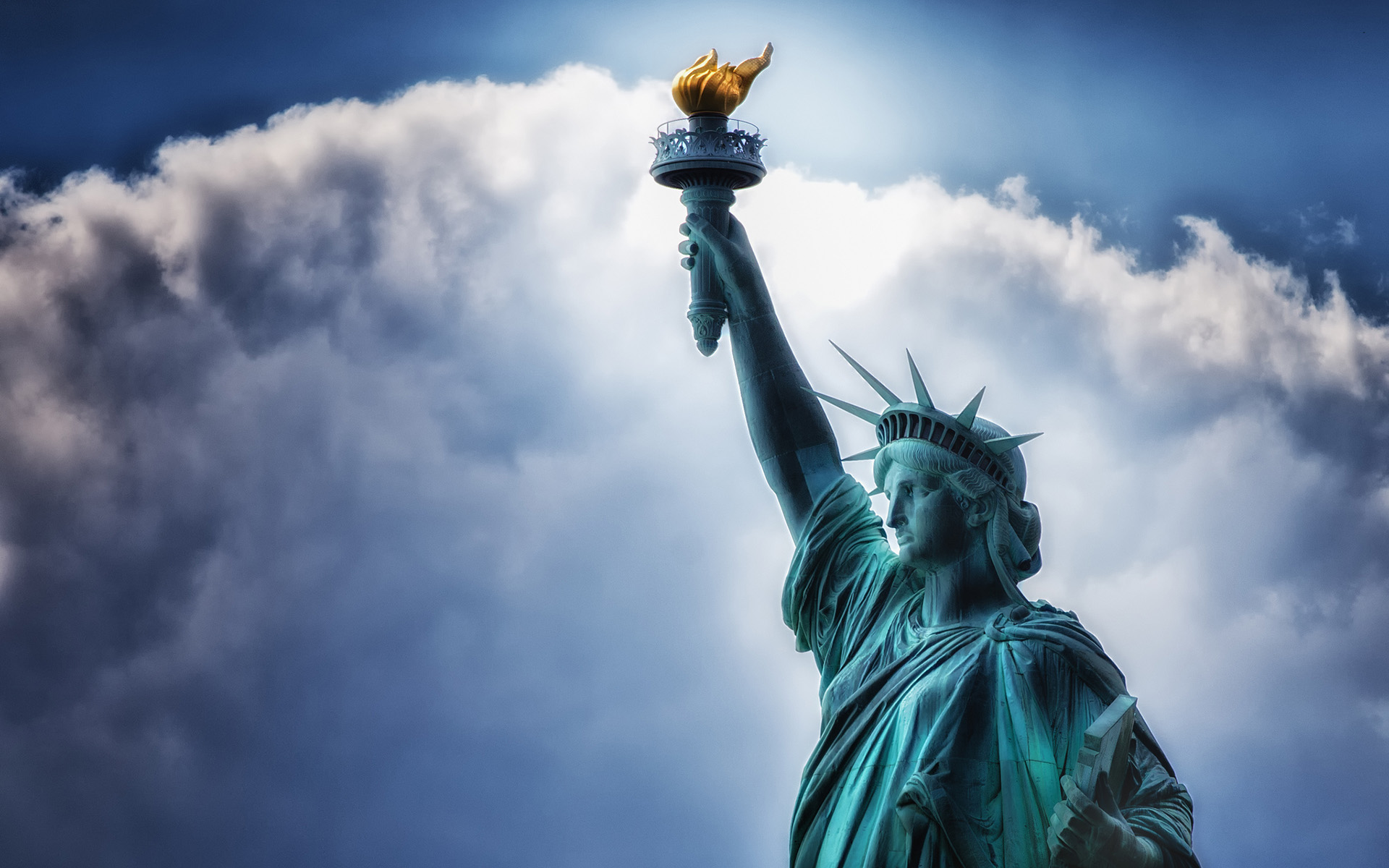 4K Statue Of Liberty Wallpapers High Quality