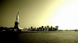 4K Statue Of Liberty Photo