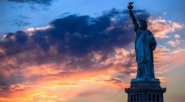 4K Statue Of Liberty Photo Download