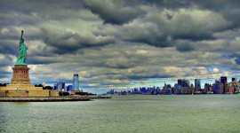 4K Statue Of Liberty Photo Download#1
