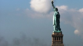 4K Statue Of Liberty Photo Free#1