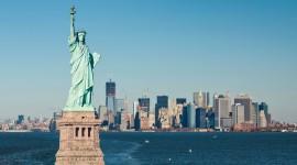 4K Statue Of Liberty Wallpaper