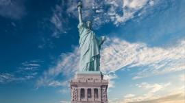 4K Statue Of Liberty Wallpaper Free