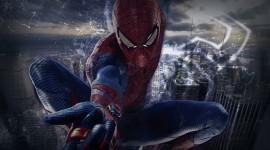 4K Spiderman Image