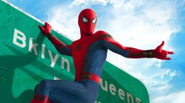 4K Spiderman Photo