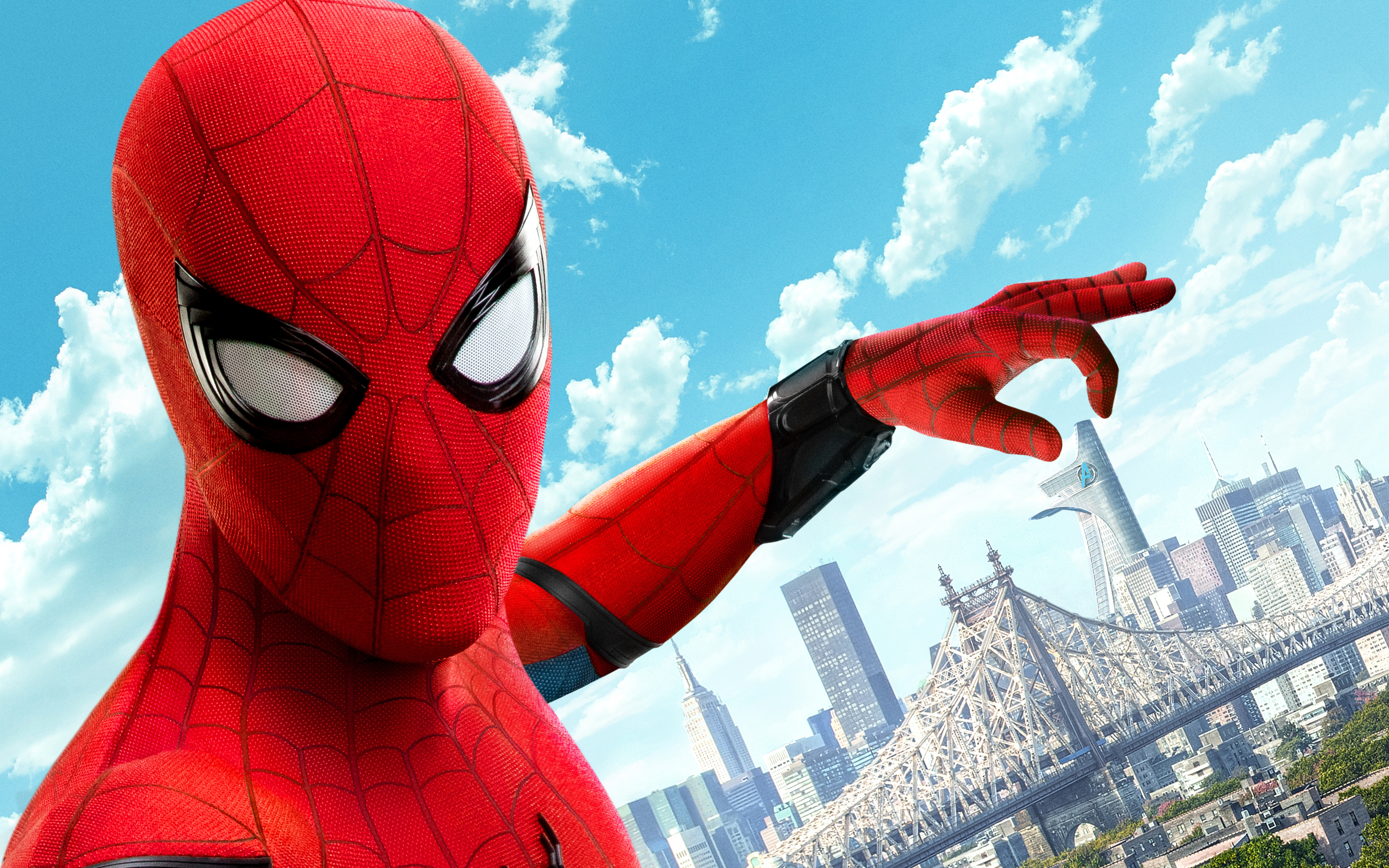 4K Spiderman Wallpapers High Quality | Download Free