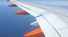 Airplane Wing Desktop Wallpaper