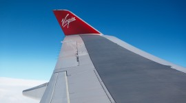 Airplane Wing Desktop Wallpaper HD