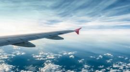 Airplane Wing Wallpaper 1080p