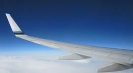 Airplane Wing Wallpaper