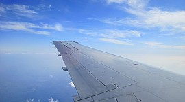 Airplane Wing Wallpaper For PC
