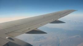 Airplane Wing Wallpaper Free