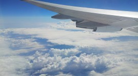 Airplane Wing Wallpaper Gallery