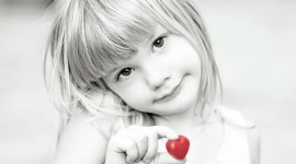 Angels And Hearts Photo